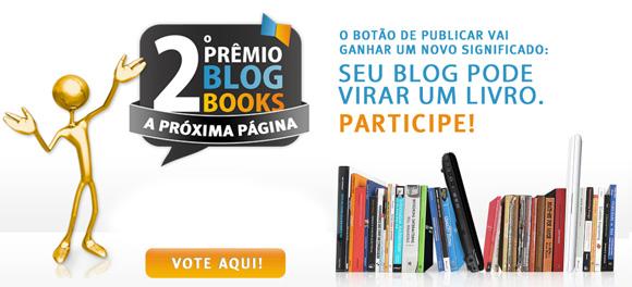 2º Prêmio Blog Books