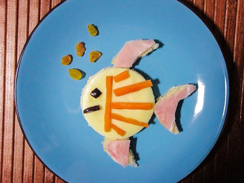 O Peixe - Receitas para crianças