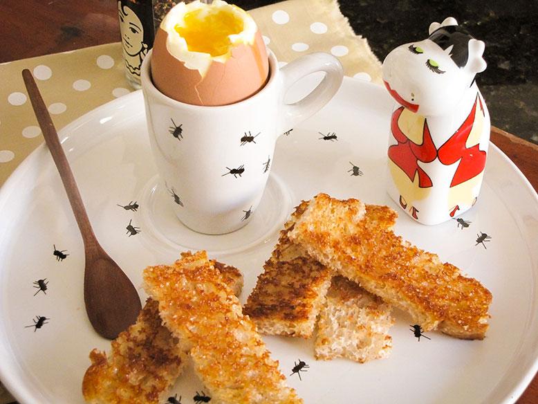 Ovos quentes