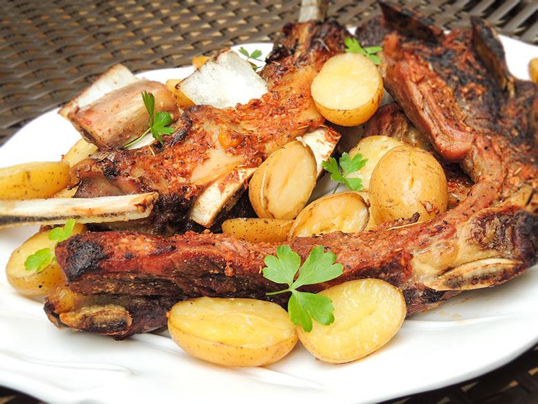 Receita de costelinha bovina ao forno