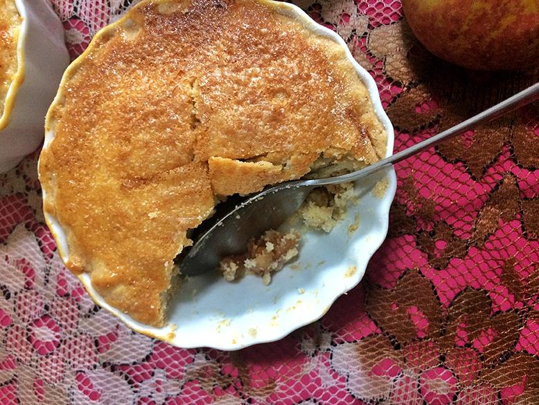 Receita de tortinha de maça
