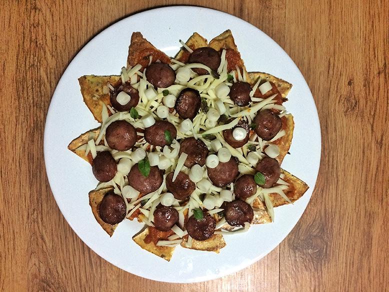 Pizza de RAP 10
