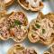 Minuto Gourmet: cestinha gourmet com patê de atum
