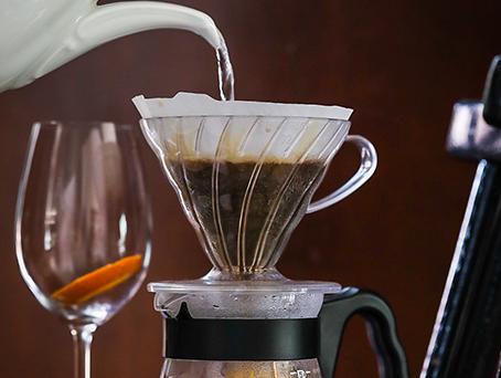 Receita de drink de café