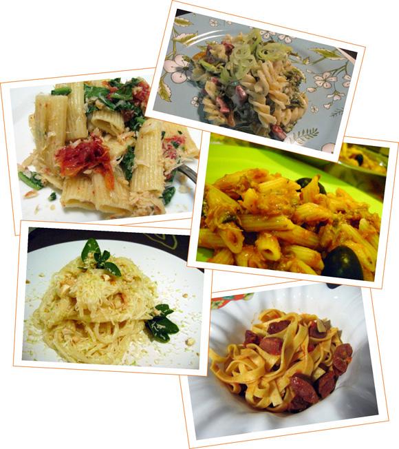 fotos de massas do blog Cozinha Travessa