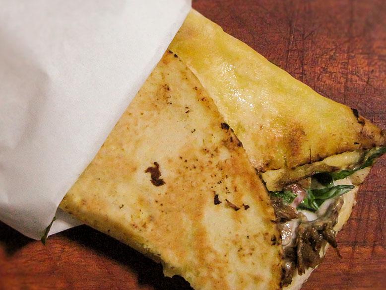 Kebab ou churrasco grego fake
