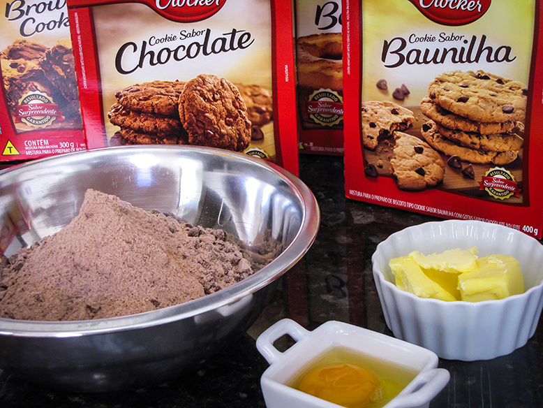 Cookie de chocolate Betty Crocker