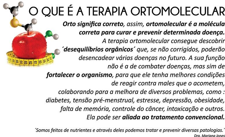 Dra. Mariana Jones - Nutrição Funcional e Ortomolecular