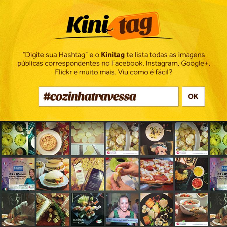KiniTag - o buscador de hashtags