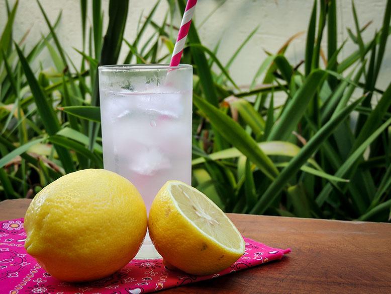 Receita de refrigerante diet saudável