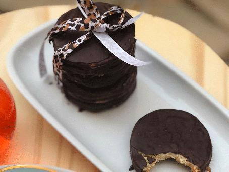 Receita de biscoito recheado – Alfajor Fake